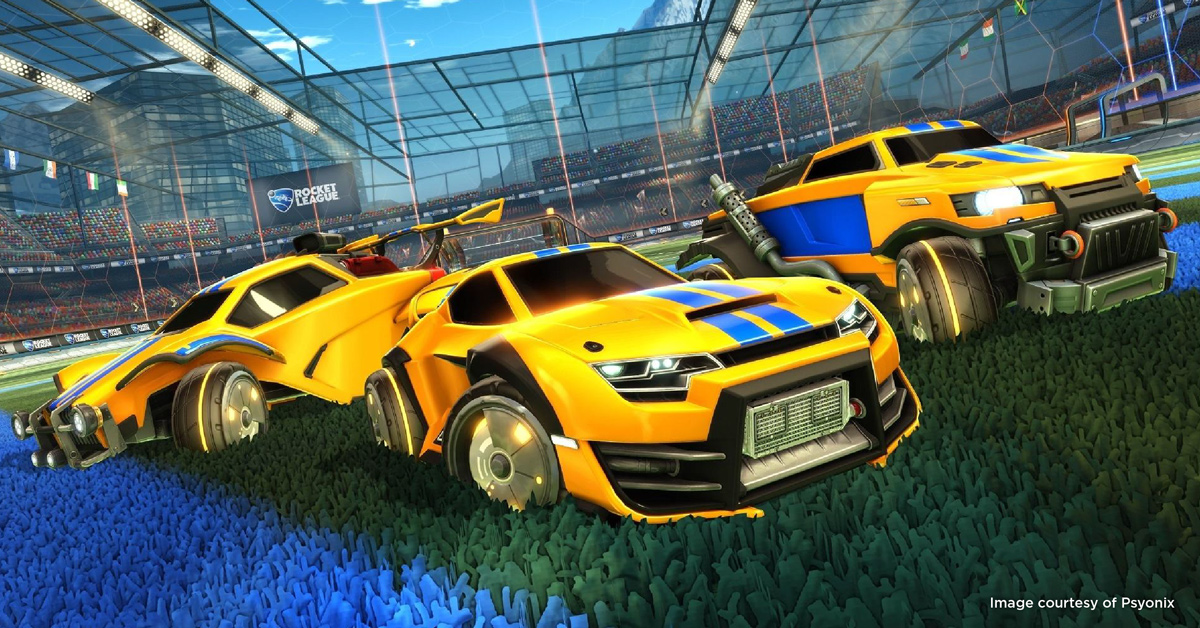 Between Modeling And Texturing Substance Designer In Rocket League