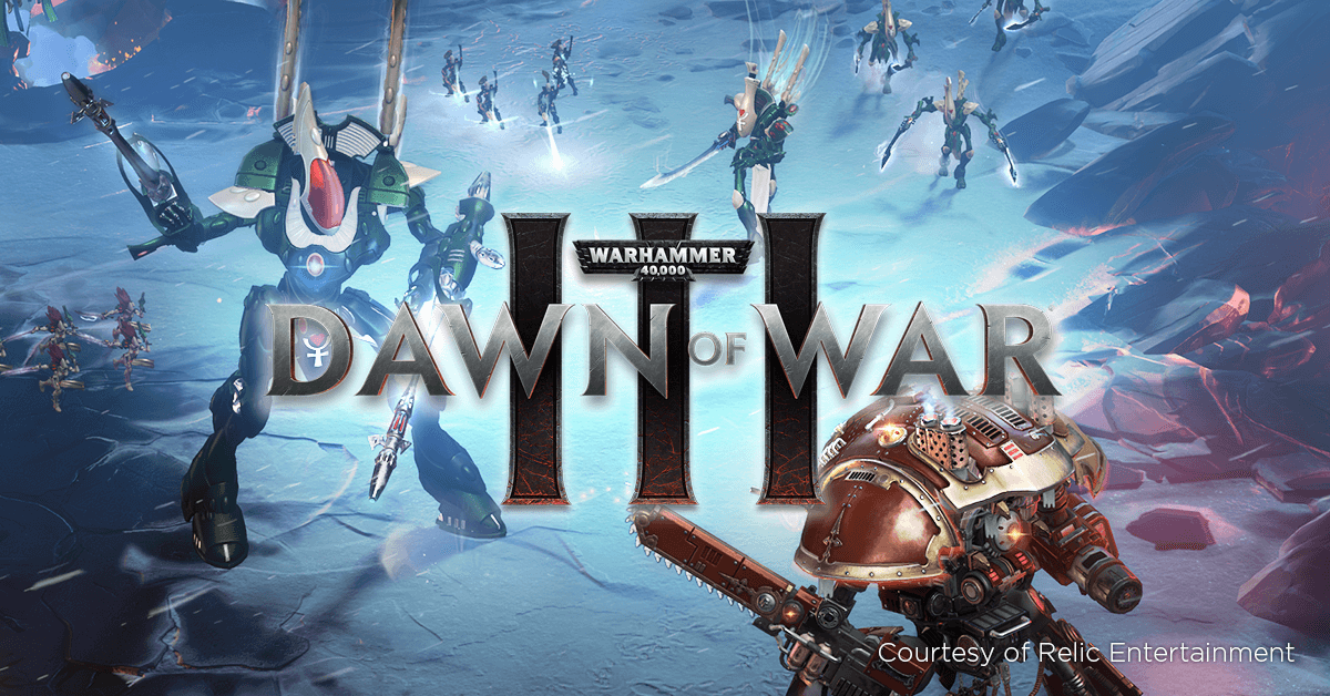 Warhammer 40,000: Dawn of War 3 - Discover Relic Entertainment's